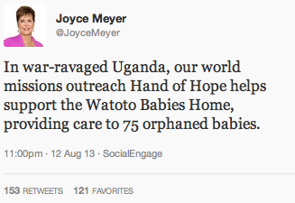 STORM: The tweet that sent Ugandans on Twitter into delirium